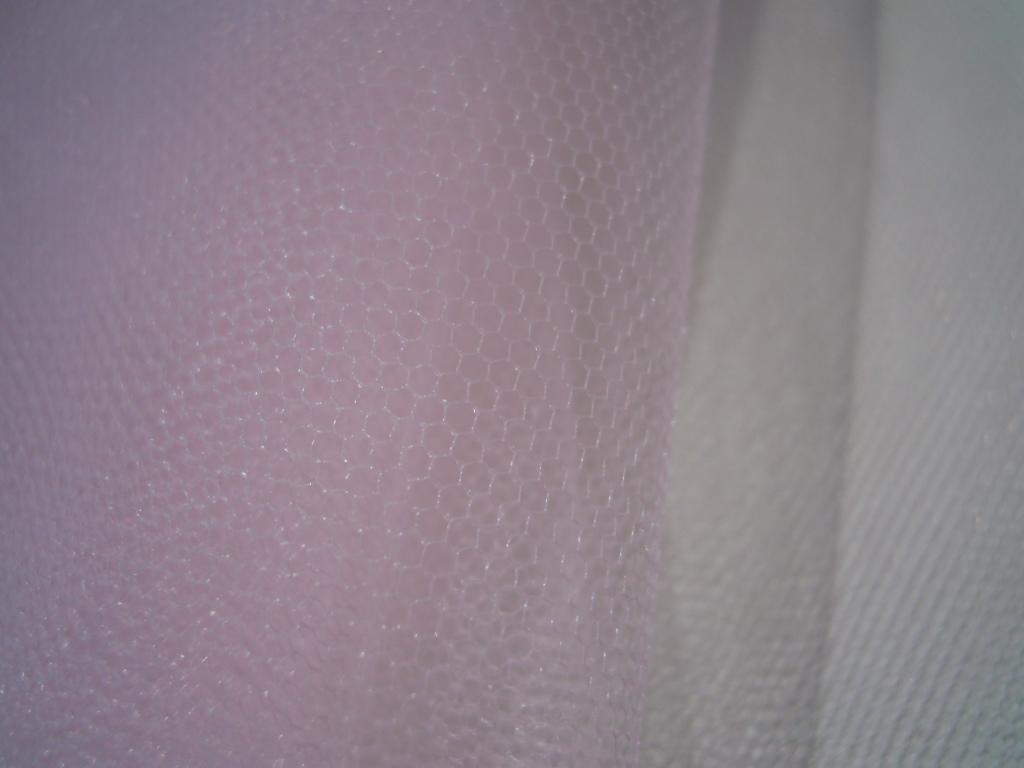 画像2: 数量限定品! 15デニール 人気のピンクのソフトチュール 1M