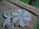 スパングルト-ン!ホットフィックスの人気の可愛い花柄  シロ