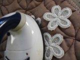 手作りマスのアクセントに!アイロン接着! レース工房☆太陽のぴたっとレース 人気の花柄の綿モチーフレース 8枚