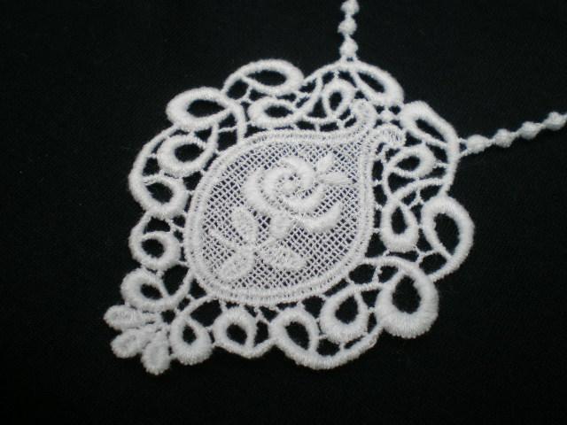 画像1: 流行の綿ケミカルのアクセサリーレース