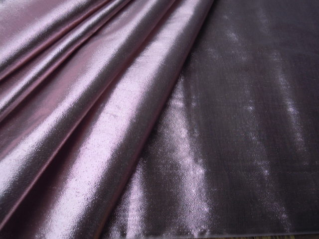 画像1: 生地幅112C マーブル ピンク