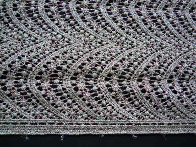 画像3: 生地幅約98c ゴルードX淡いアカの高級ケミカル  1.5M